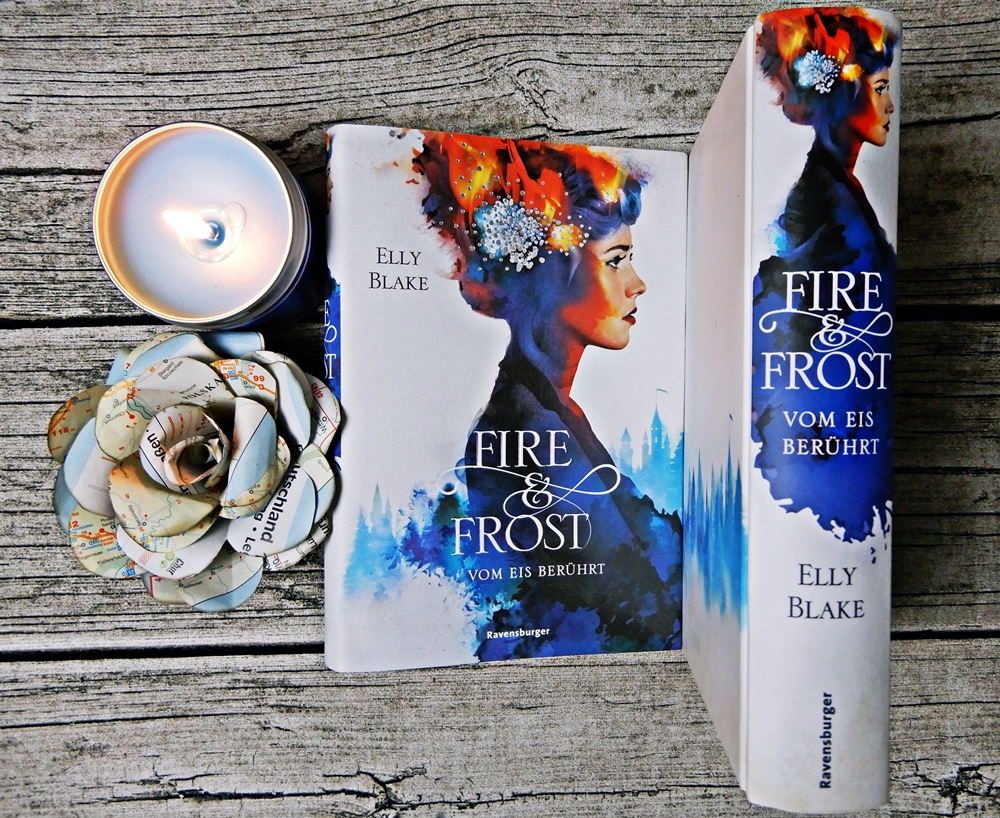 Fire and Frost Elly Blake