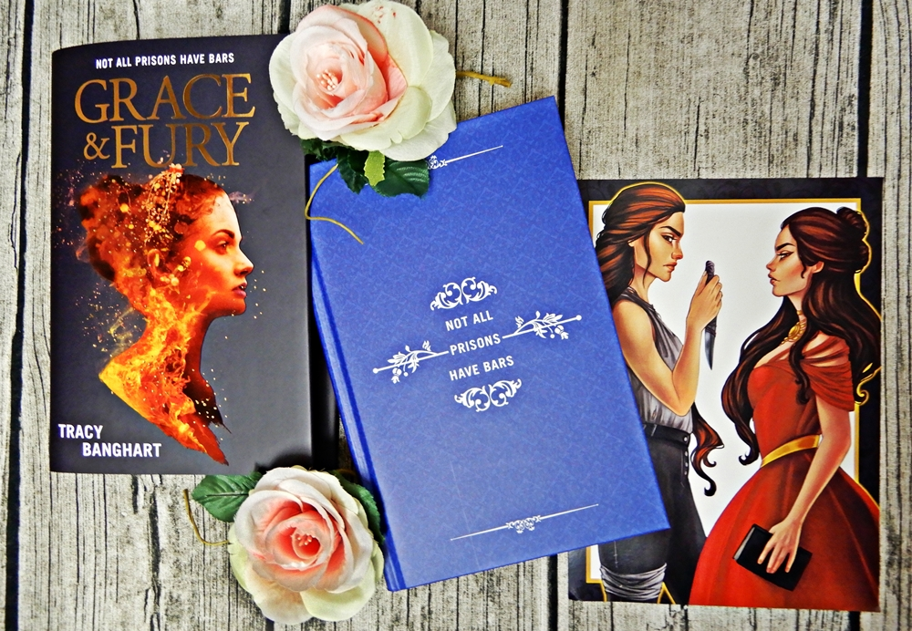grace and fury tracy banghart fairyloot exclusive exklusiv