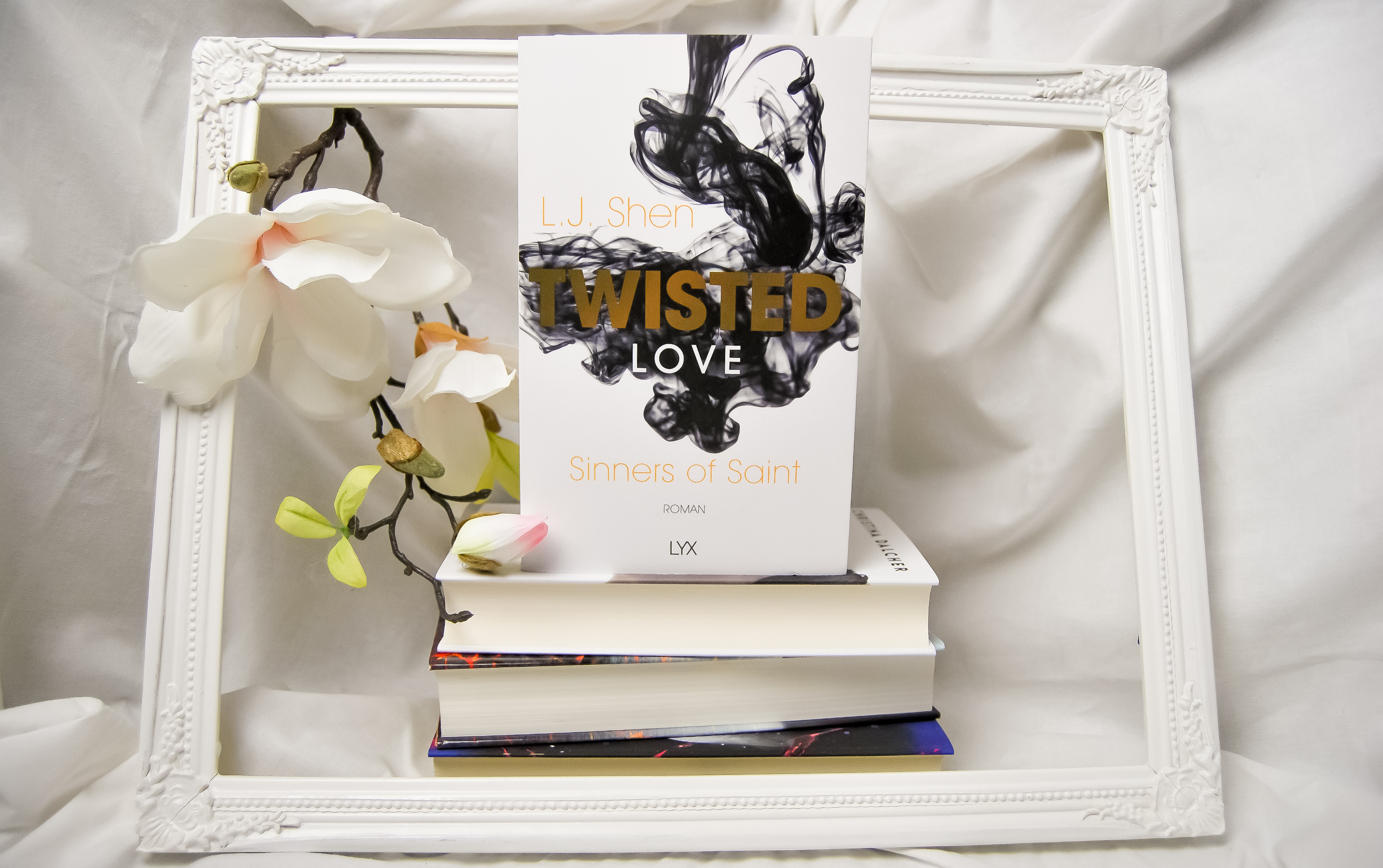 New in Sinner of Saints Twisted Love L. J. Shen